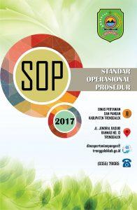 Standar Operasional Prosedur Sop Tahun 2017 Dinas Pertanian Dan Pangan